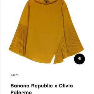 Olivia Palermo for Banana Republic Blouse